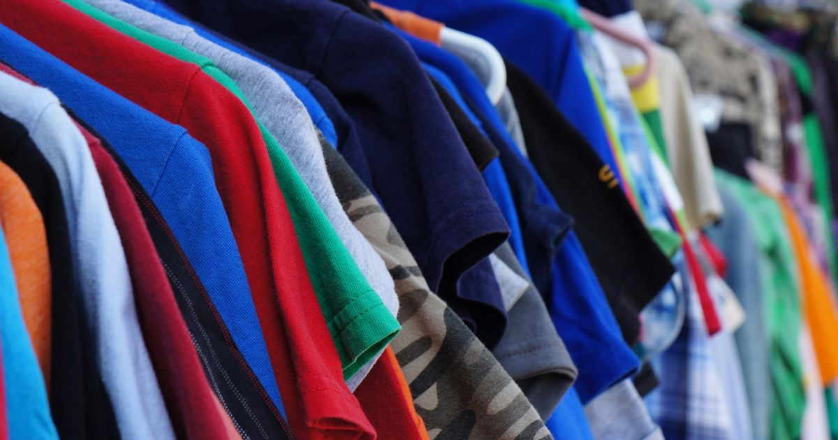 Almost 18,000 tonnes of clothes go to landfill every year