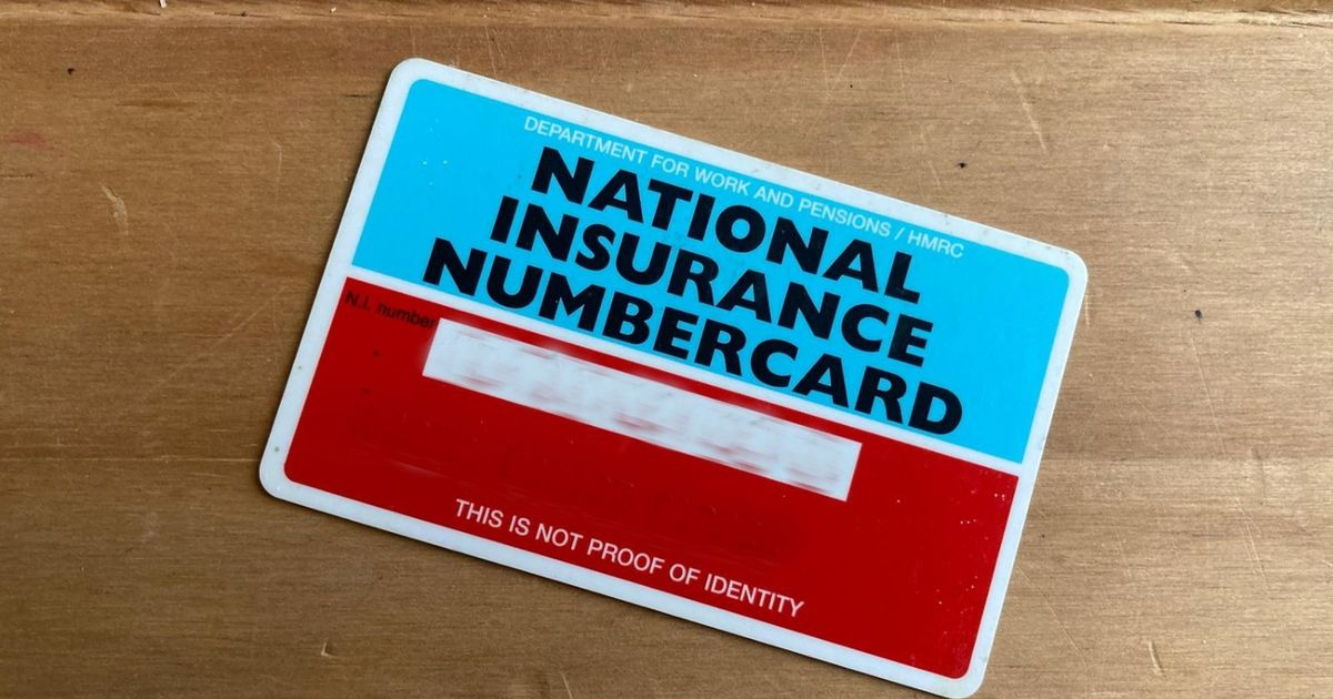 Amount your National Insurance will increase under Government proposals to fund social care