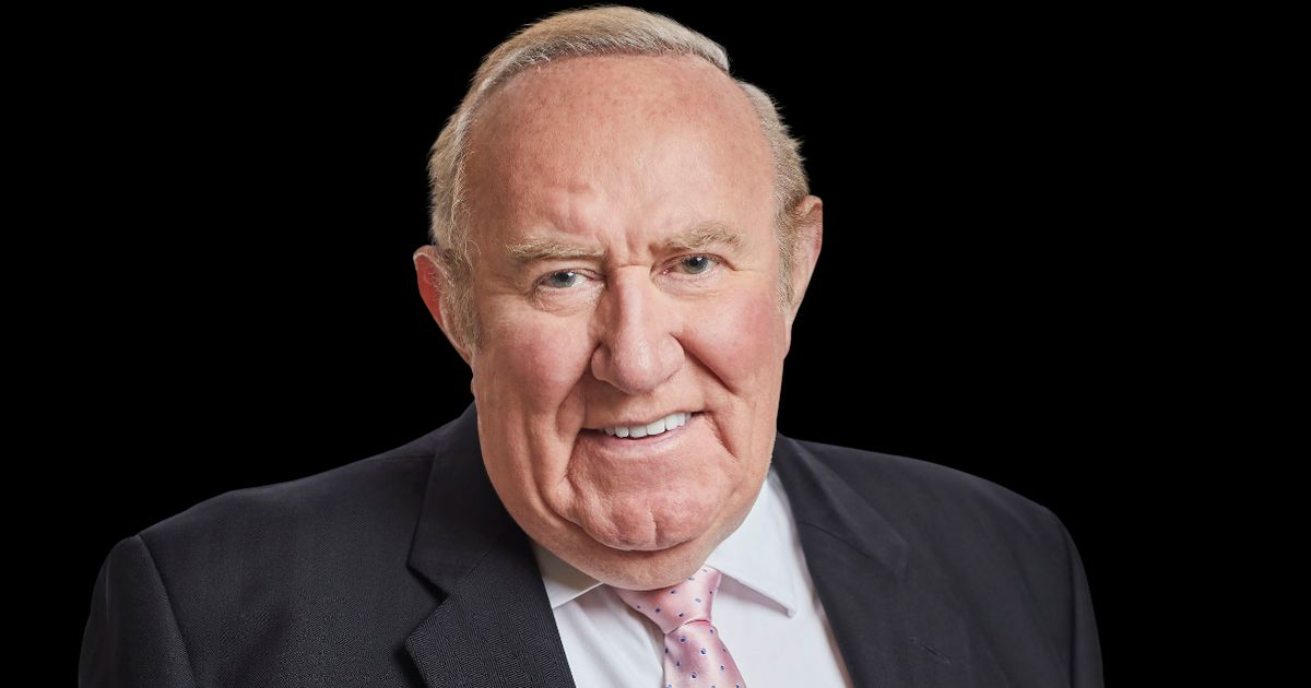 Andrew Neil 'couldn't be happier' to sever ties with GB News