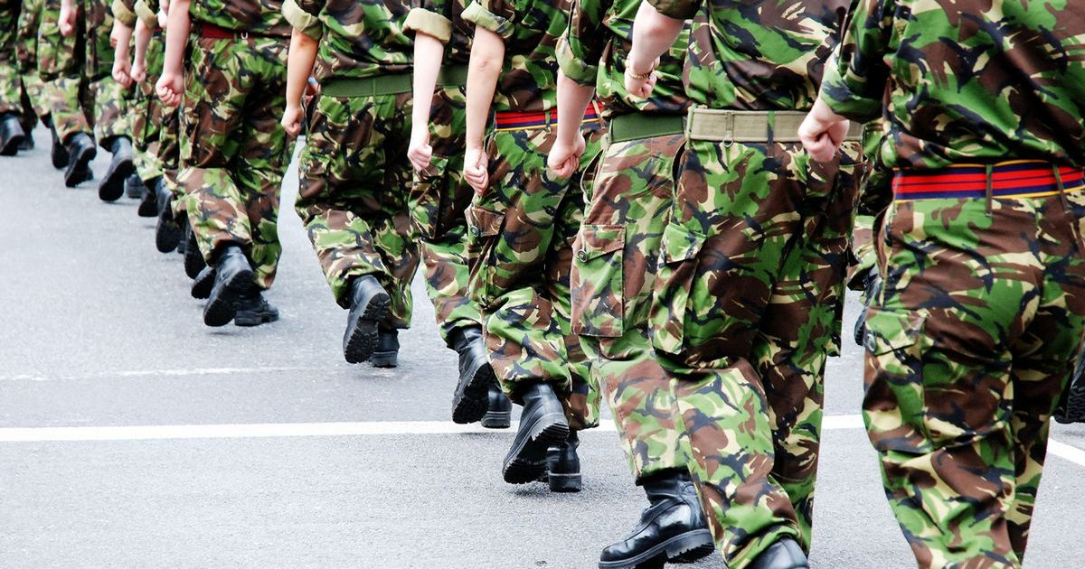 Army faces 'biggest-ever scandal' after cocaine and cannabis bust