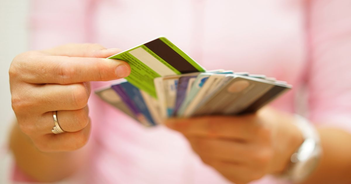 Average credit card purchase APR hits new high