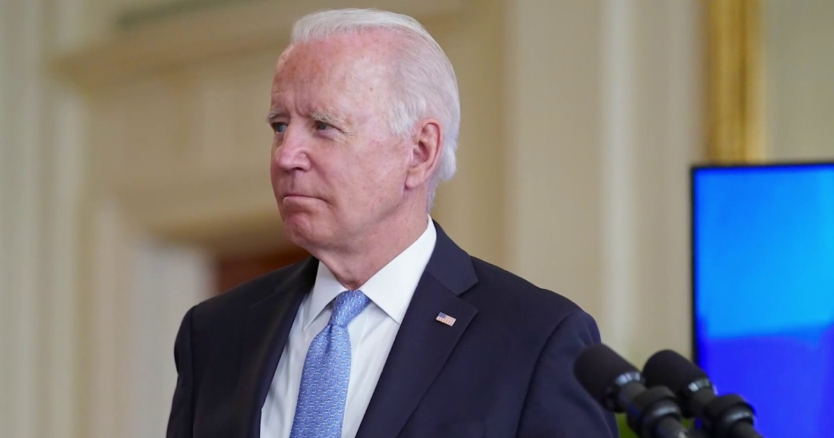 Biden faces U.N. General Assembly amid foreign policy crises