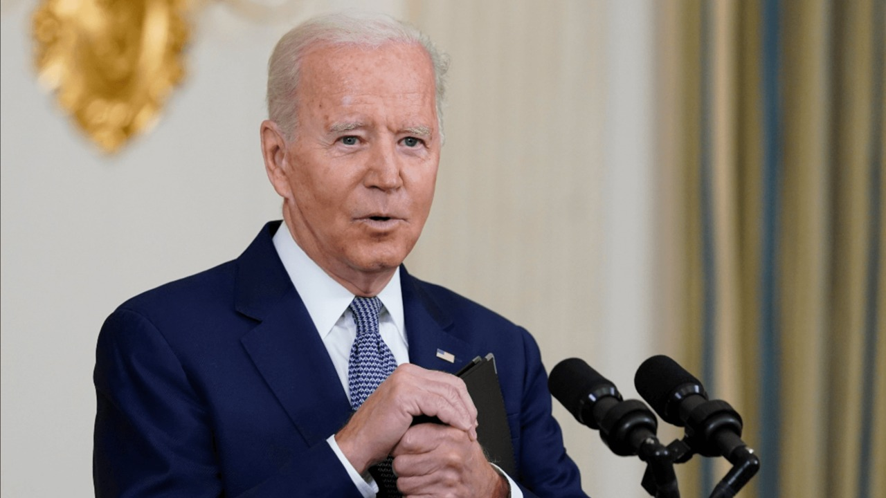 Biden hails 'strong' economic recovery despite disappointing jobs numbers