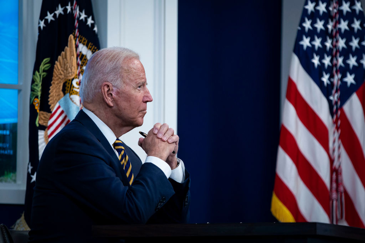 Biden's debt ceiling gambit: Stay calm and carry on