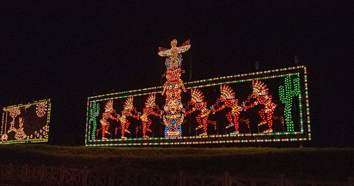 Blackpool Illuminations scene may be axed due to racism concerns