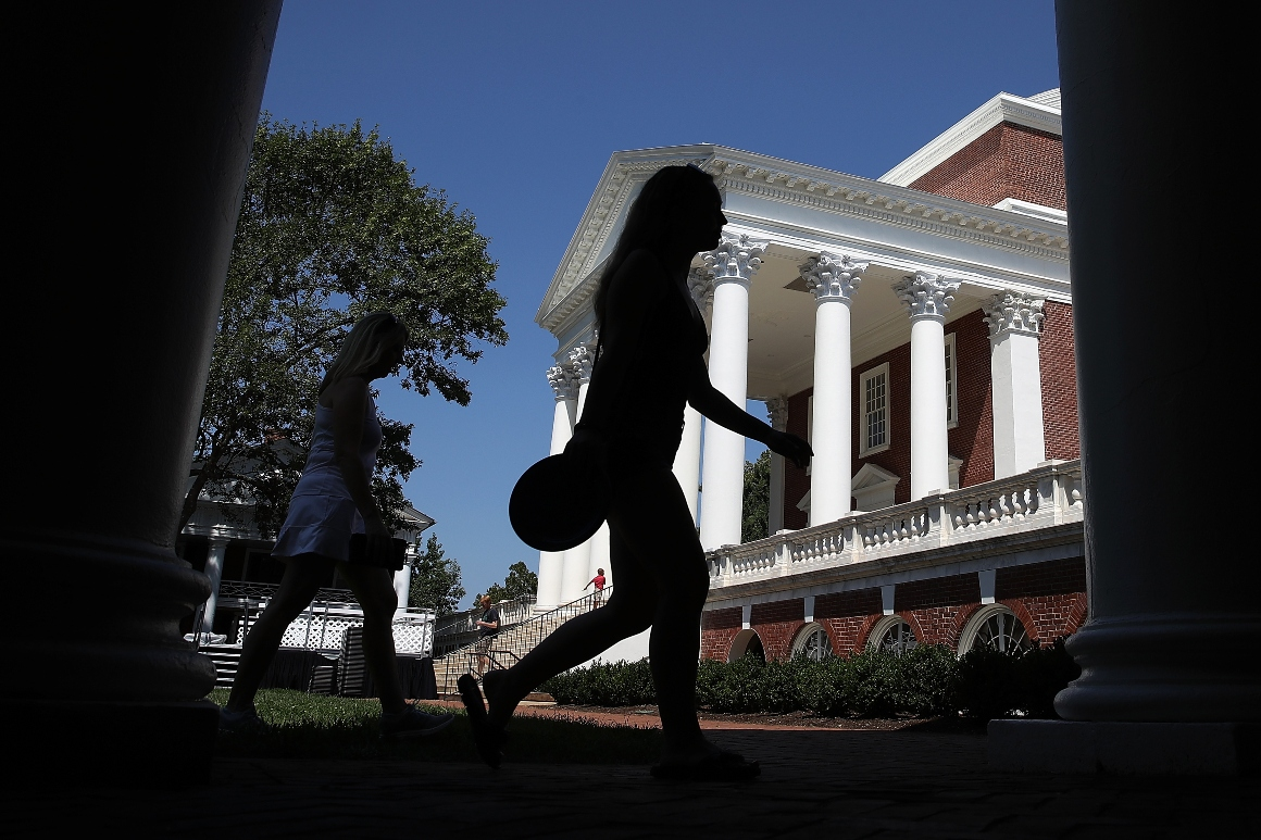 Booted from class: Colleges penalize unvaccinated students as Delta surges
