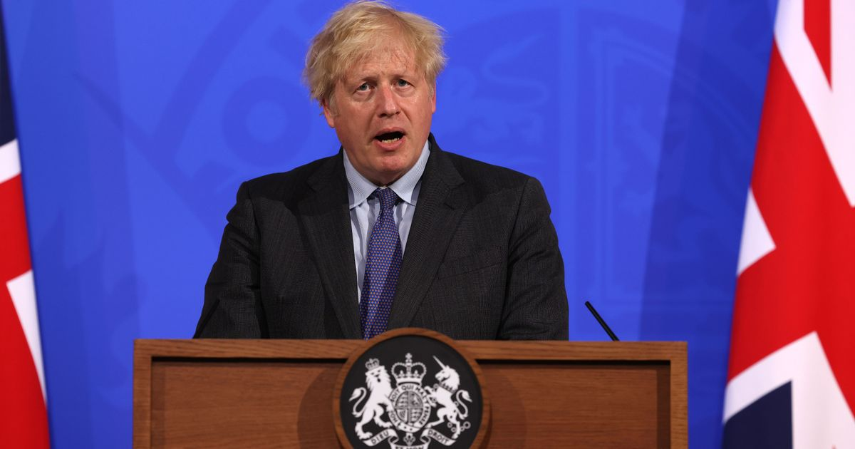 Boris Johnson announces National Insurance increase that will raise '36bn over the next three years'