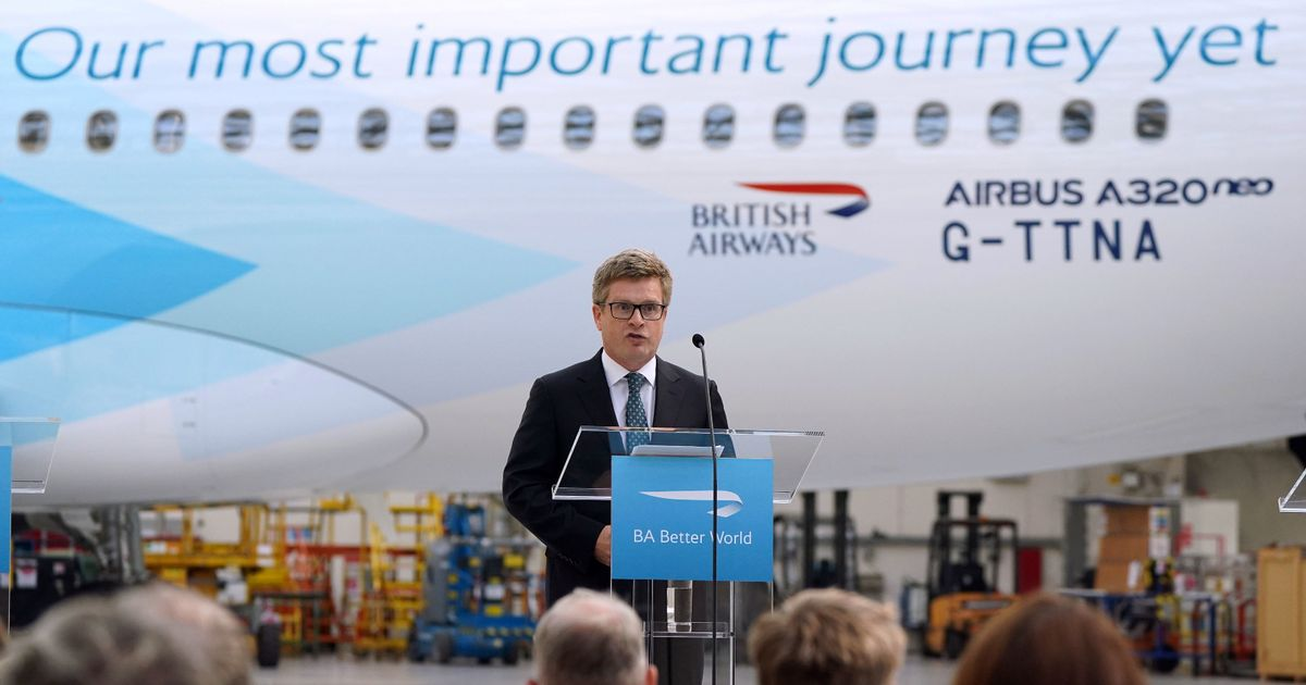 British Airways boss begs for Covid travel system changes in plea to government