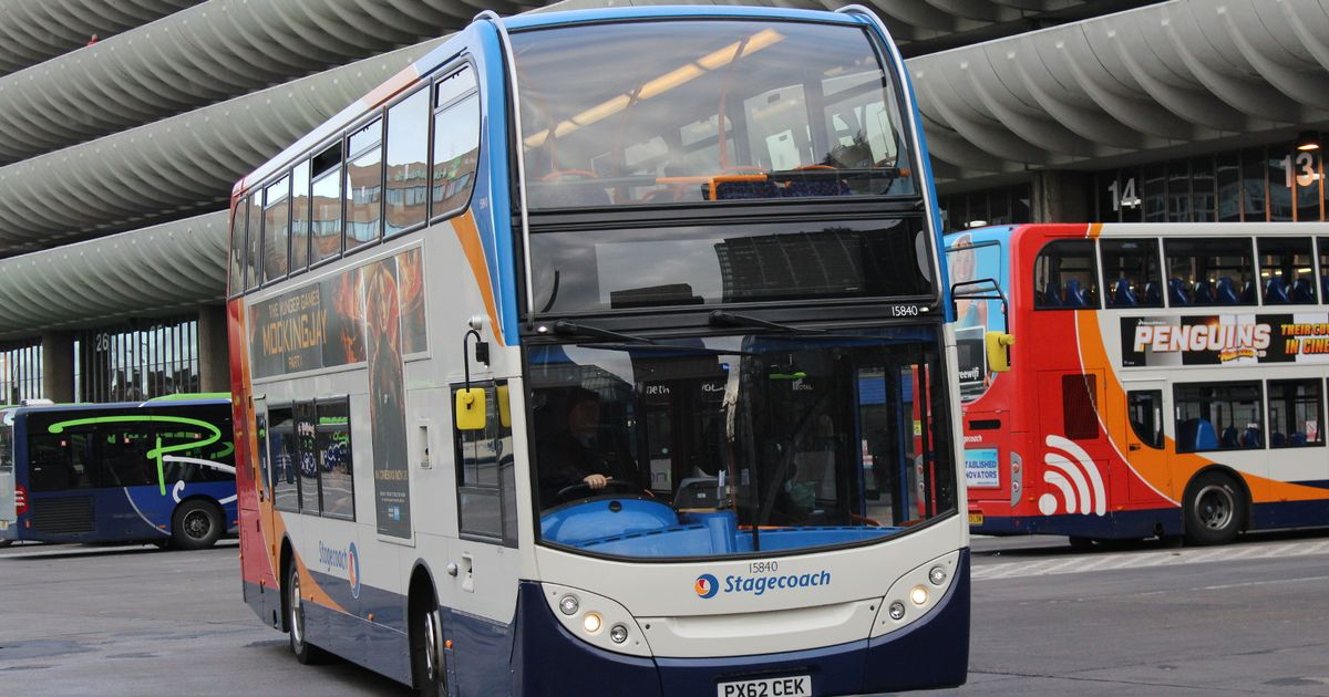 Bus drivers' industrial action threat in dispute over pay and conditions