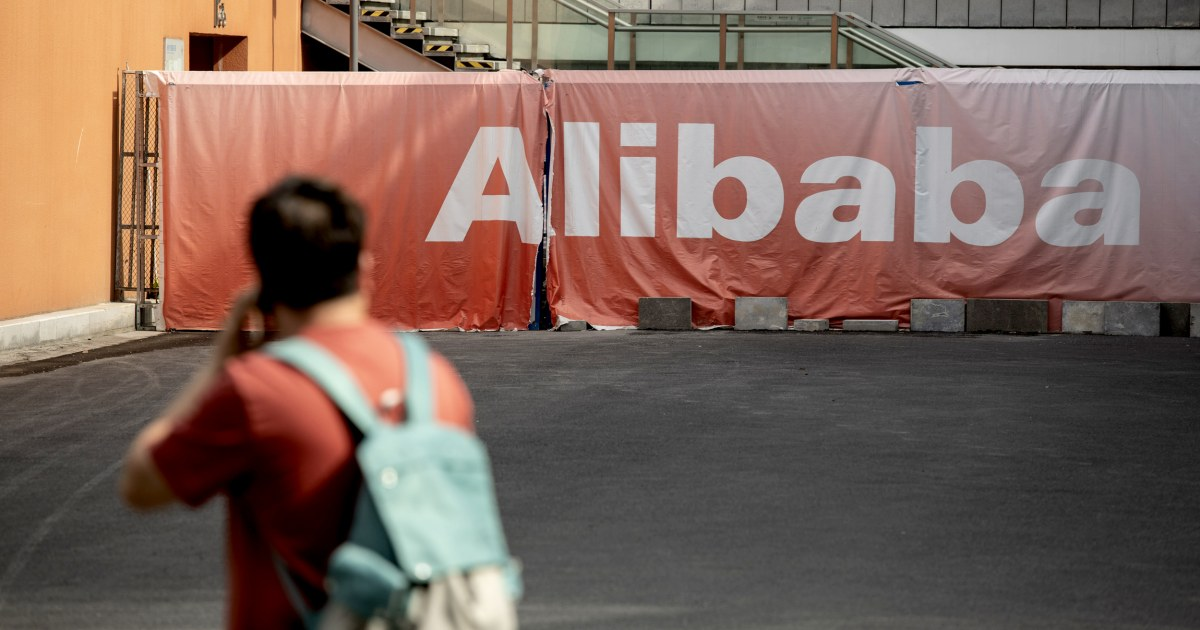 Chinese prosecutors drop sexual assault case against Alibaba manager