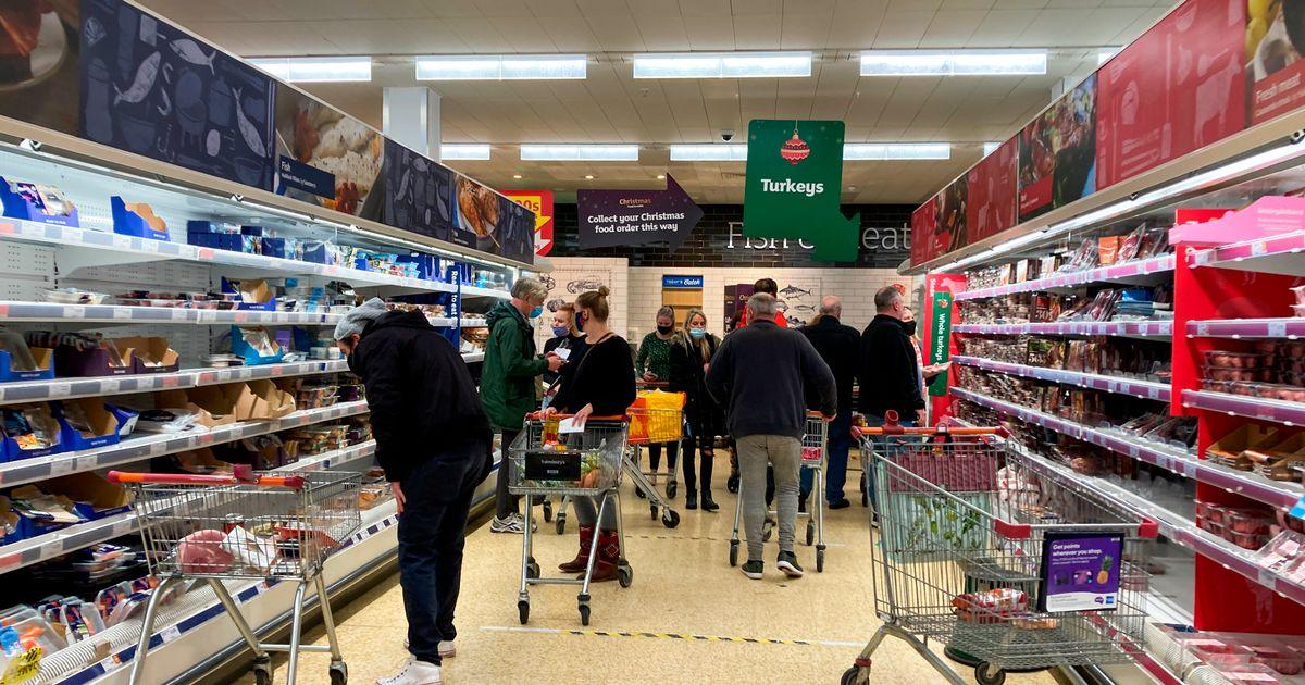 Christmas will be 'incredibly challenging' for shops - but it's too early to predict shortages, expert says