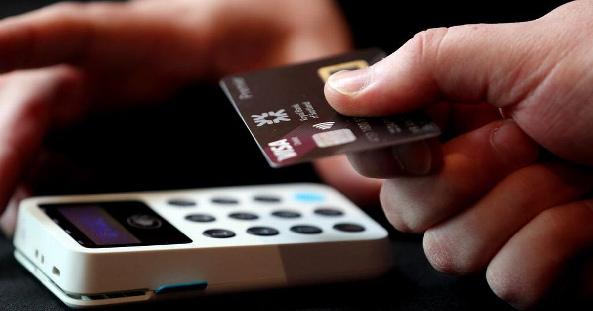 Contactless limit will depend on who you bank with from next month