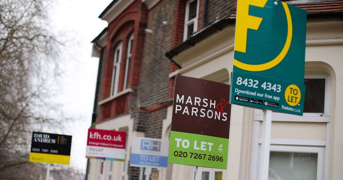 Cost of renting a property outside London rising at fastest pace for more than a decade