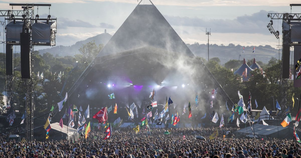 Council warns Glastonbury Festival it may limit the amount of alcohol people can take inside