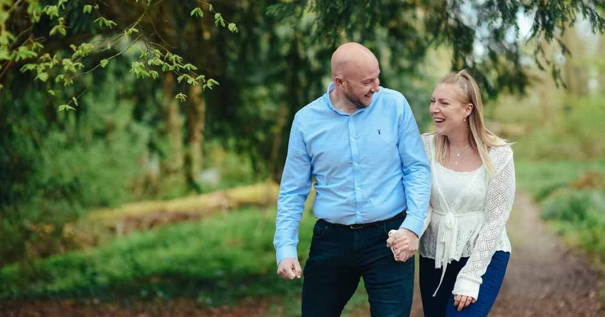 Couple who met at a slimming club lose 13 stone between them