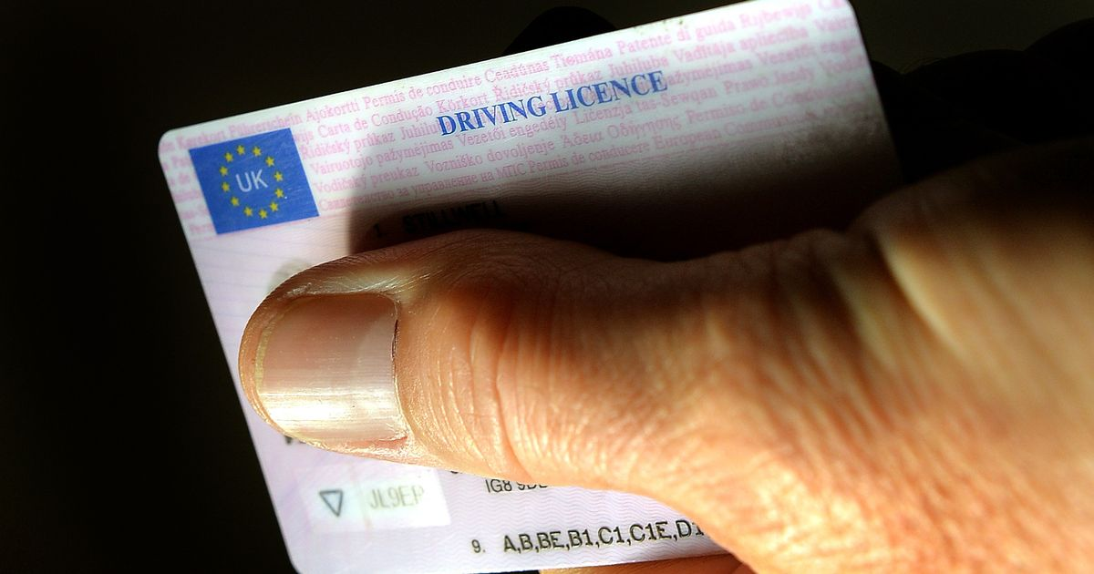 DVLA trial could see plastic driving licences scrapped for new mobile app for motorists