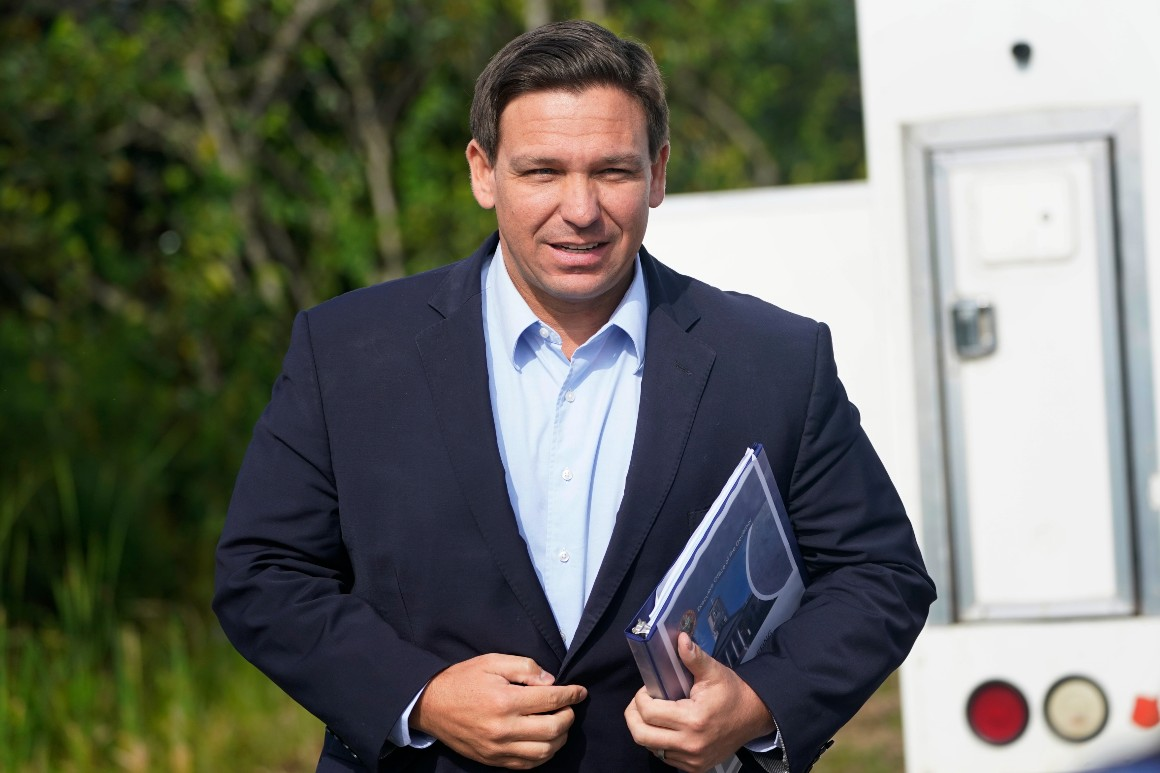 DeSantis milks out-of-state travel to lay possible 2024 foundation