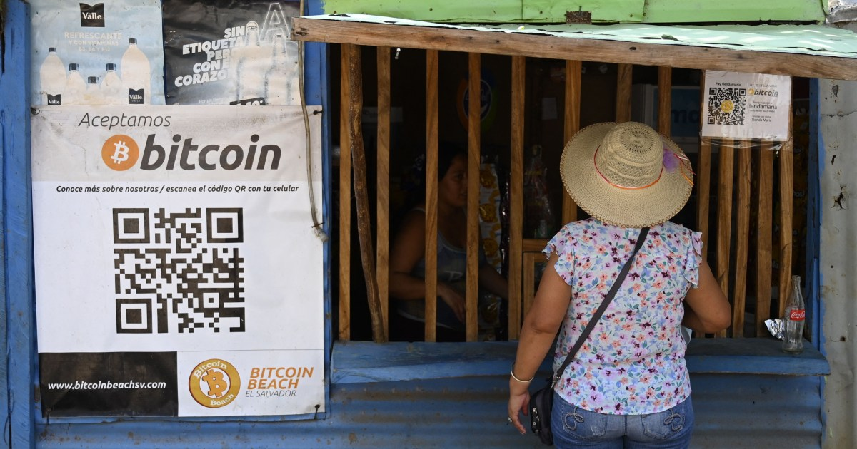 El Salvador adopts bitcoin as official currency, first country to do so