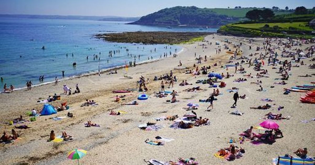 England and Wales set for five day heatwave at last