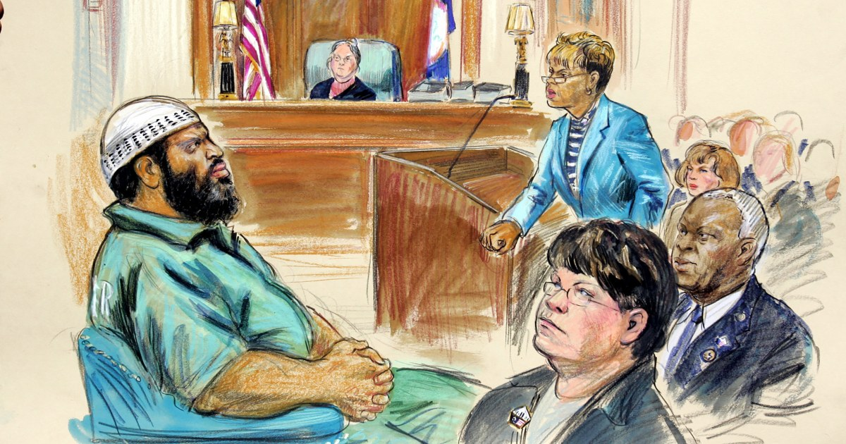 Federal judge makes rare public comments about the only U.S. trial for 9/11 attacks