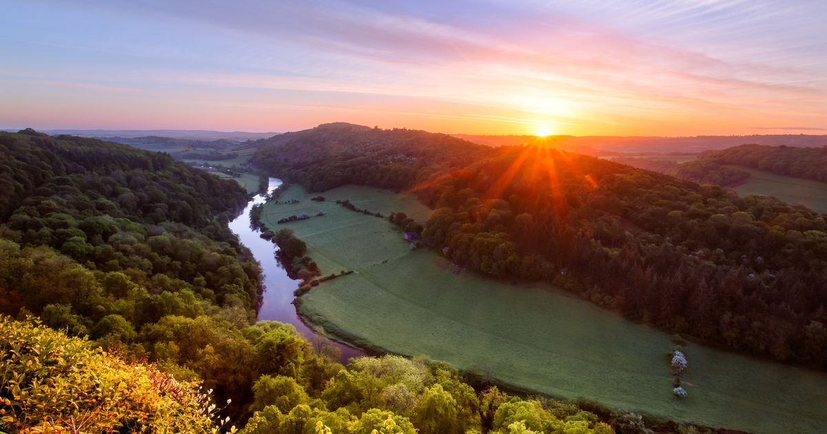 Final two days to vote in nationwide competition for the UK's Favourite Place