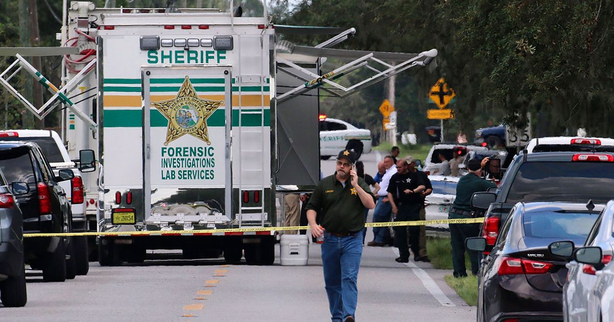 Four dead, including mother and baby, in Florida 'gunfight'