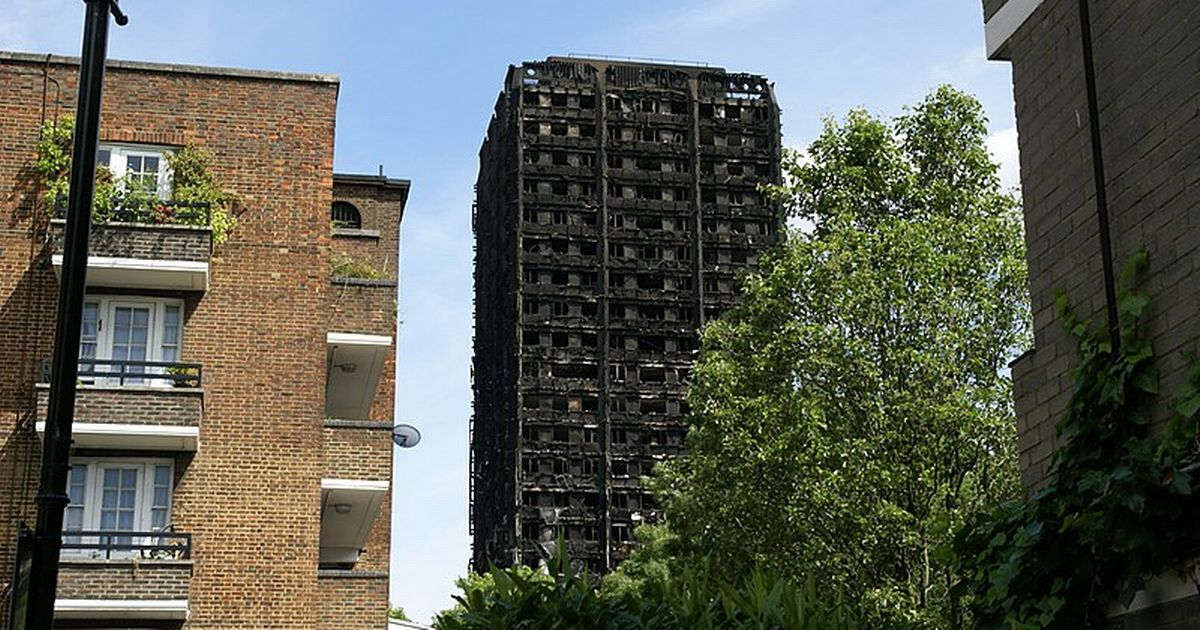 Grenfell Tower inquiry: People in high-rise social housing 'at significant risk of future fires'