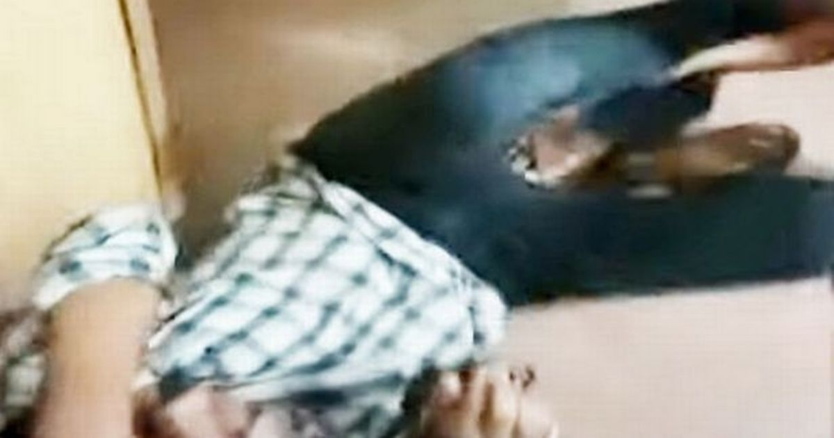 Patients tortured and beaten with shoes by sadistic hospital worker in secret room