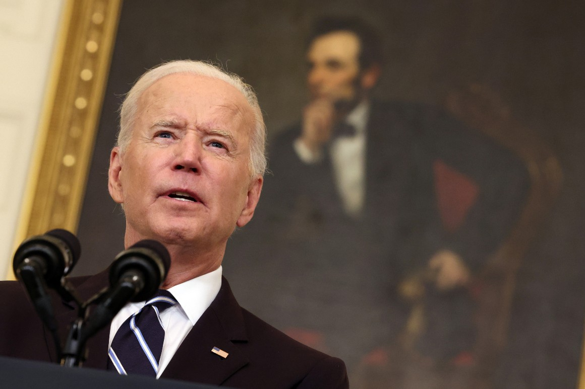 How 9/11 shaped Joe Biden's approach to the politics of national tragedy