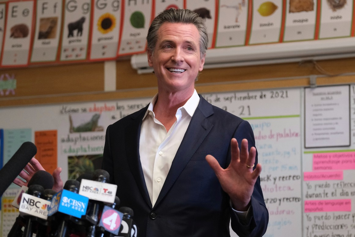 How California's recall could reverberate in future elections