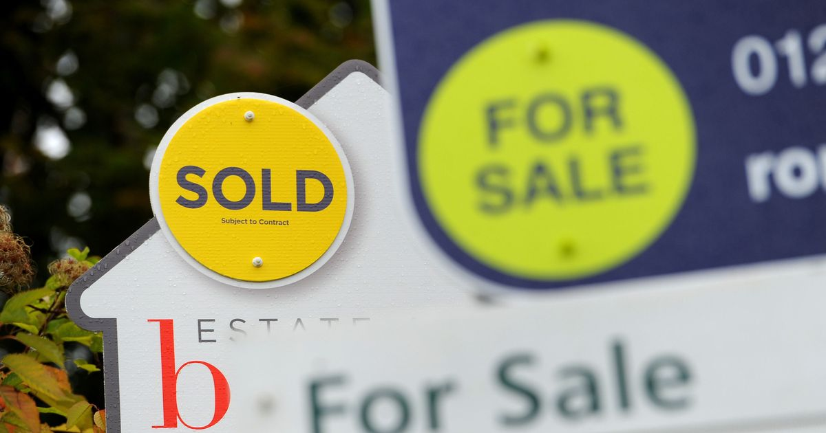 How fast are UK house prices rising?