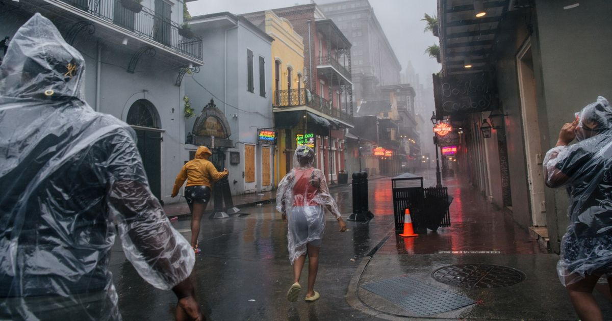 Hurricane Ida: Power to be restored to New Orleans by middle of next week, officials say