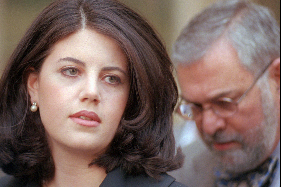 In a New Series on Monica Lewinsky and Bill Clinton, #MeToo Gets Complicated