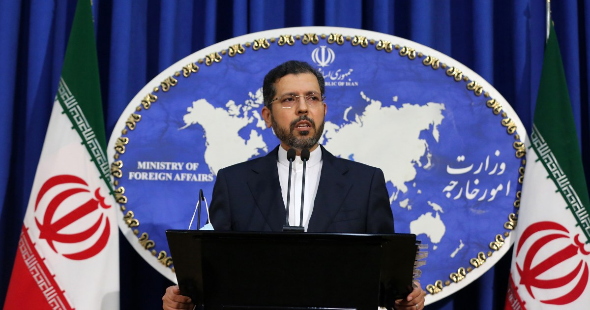Iran says it's ready to restart nuclear talks as U.S. braces for tougher stance from Tehran