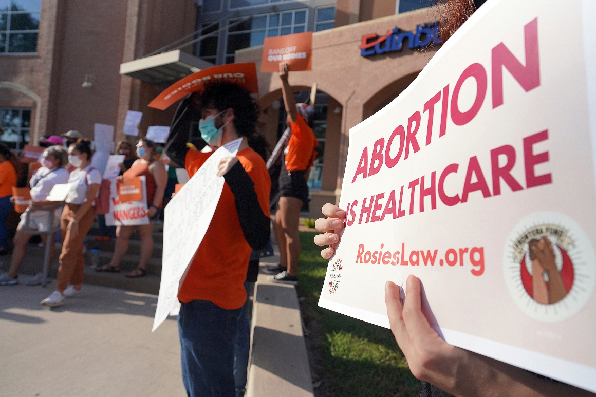 Judge sets Oct. 1 hearing on DOJ request to freeze Texas abortion ban