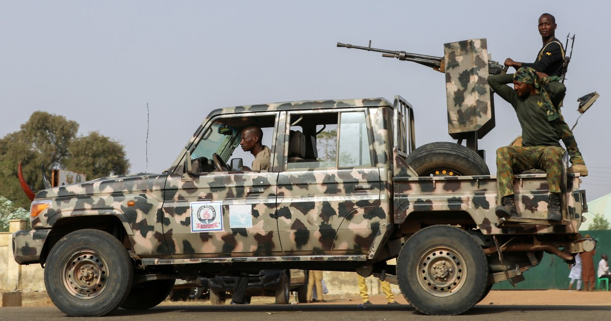 Large group of children feared kidnapped from school in northwest Nigeria