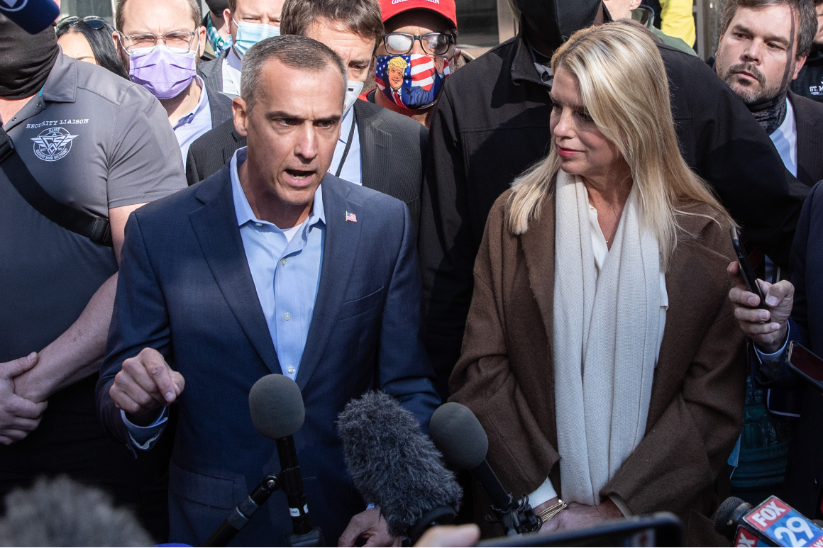 Lewandowski cast out of Trump operation after allegation of unwanted sexual advances
