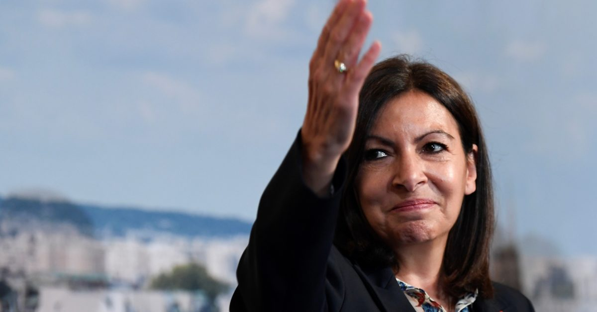 Mayor of Paris to run for French president