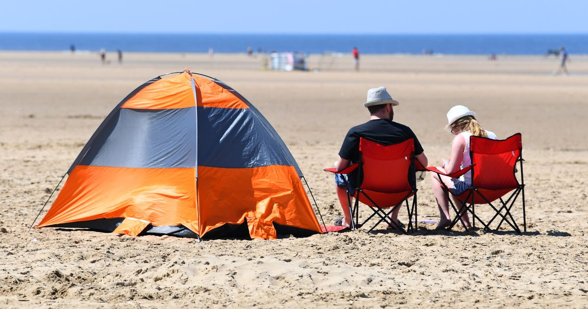 Met Office UK weather: Heatwave within days as temperatures to hit just under 30C