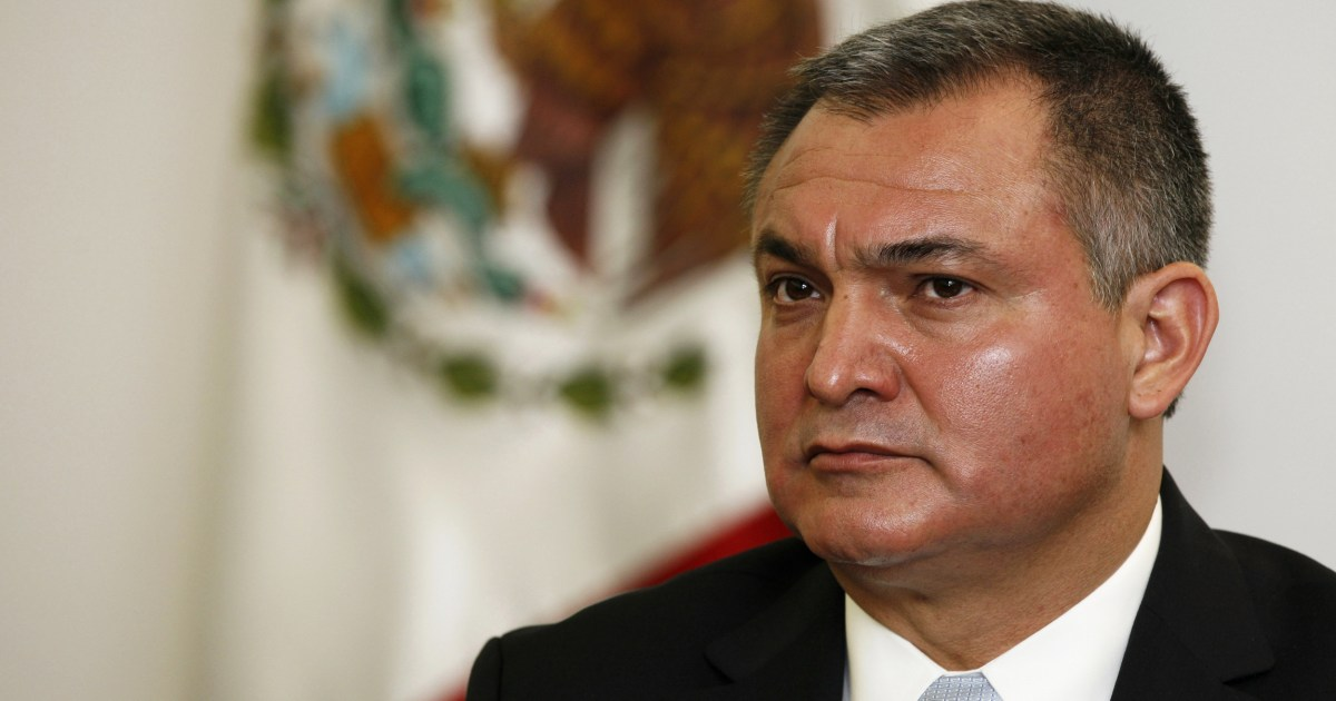 Mexico files lawsuit in U.S. against former security chief linked to Sinaloa Cartel