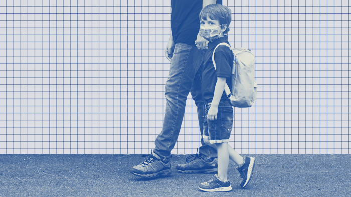 Most Parents Want Their Kids Back In The Classroom. Fewer Agree On The COVID-19 Safety Measures.