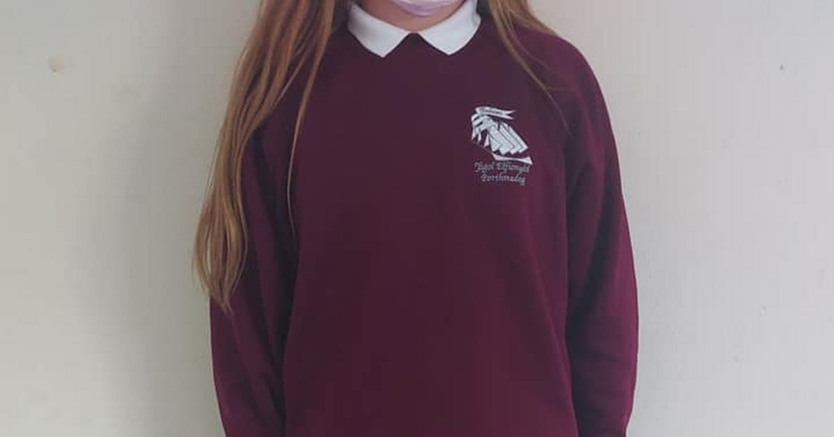 Mum outraged after skirt deemed 'too short' on first day of school