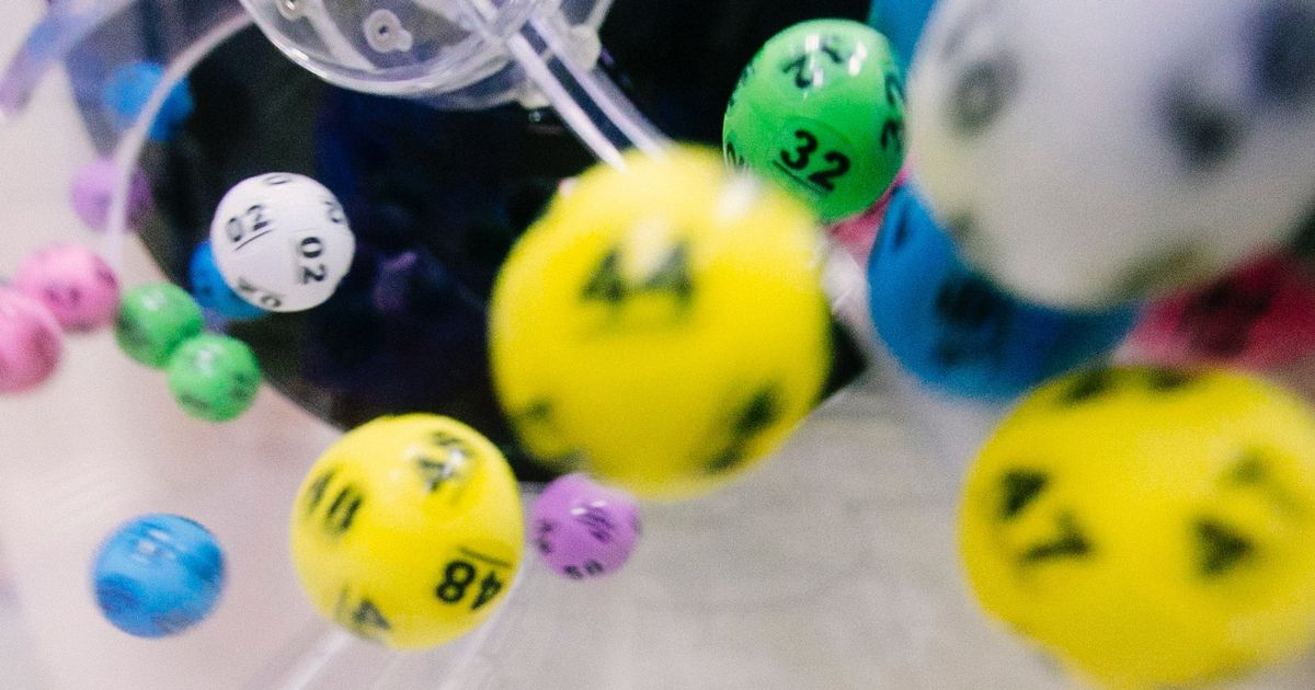 National Lottery numbers for Wednesday, September 22