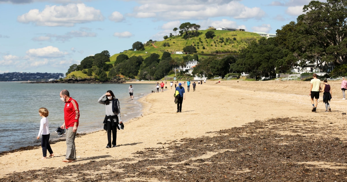 New Zealand records warmest winter ever as scientists blame climate change