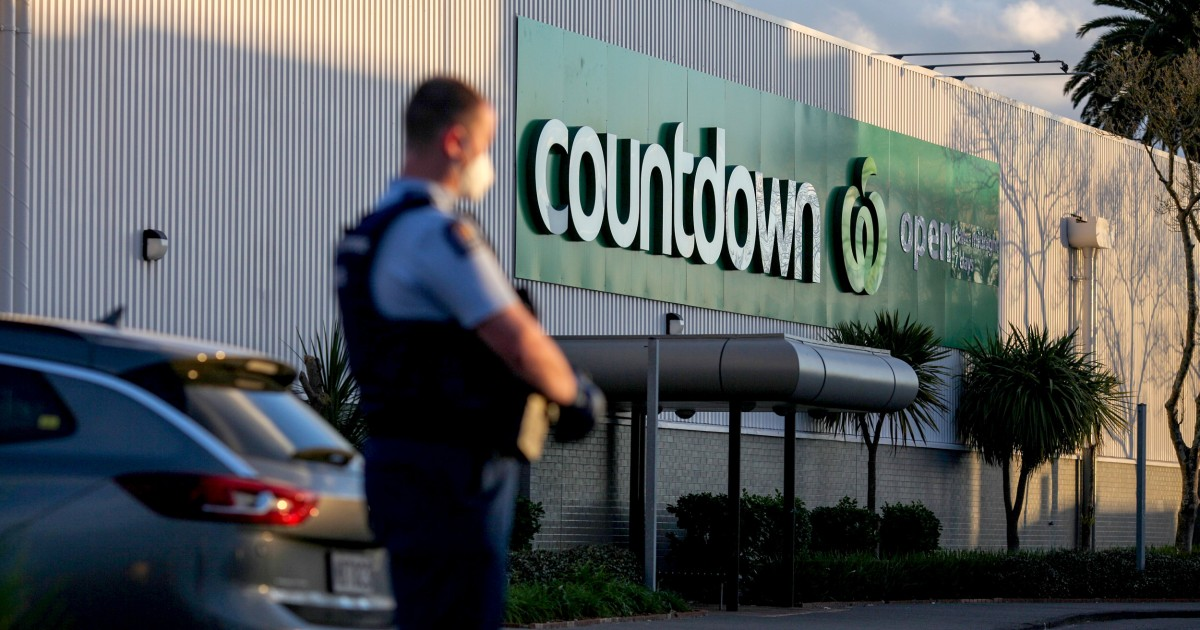 New Zealand tightens anti-terror law after supermarket stabbing attack