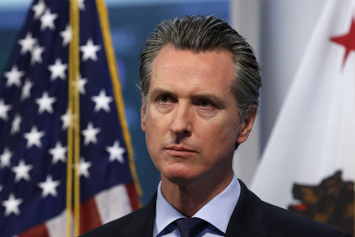Newsom has strong support in latest California recall survey