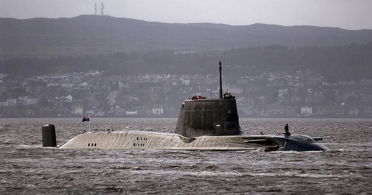 No plans to move Royal Navy Trident submarines to Plymouth or abroad, says MoD