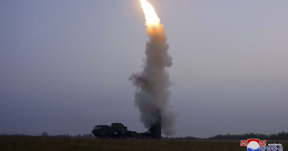 North Korea fires new anti-aircraft missile in latest test