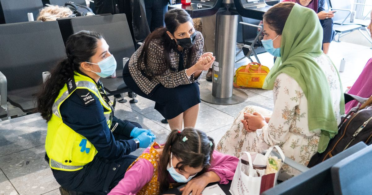 Operation Warm Welcome: UK Government releases more details of Afghan refugee resettlement plan
