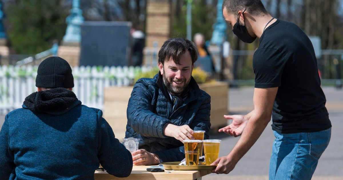 Outdoor dining boom sparked by pandemic to become permanent fixture under Government proposals